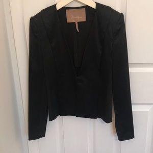 Max Azria black blazer XS